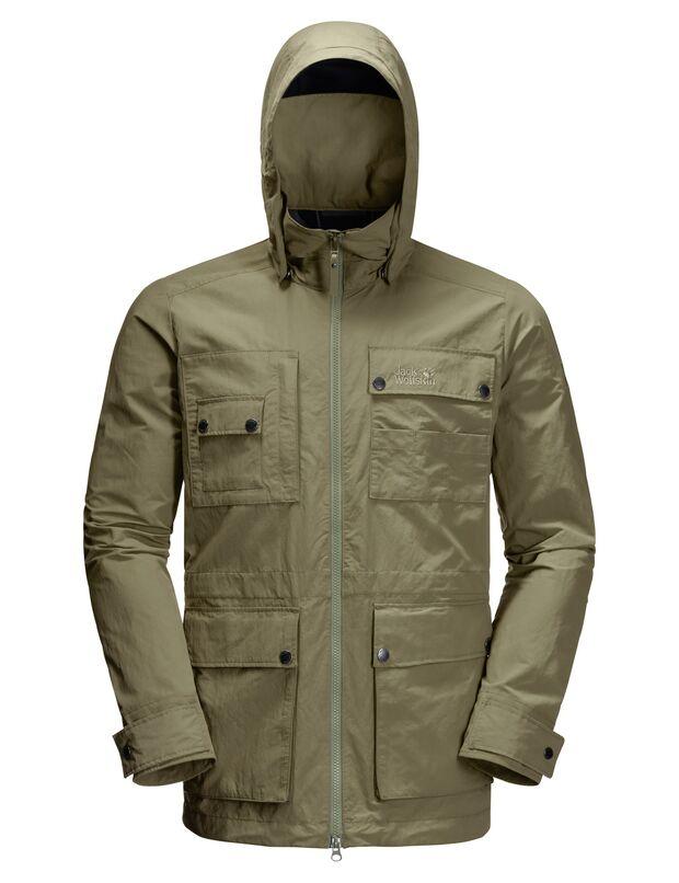 outdoor bekleidung lakeside safari jacket m