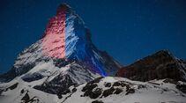 outdoor berg corona matterhorn beleuchtung tessin