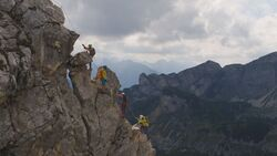 outdoor klettern advertorial alpsolut klettersteig