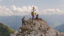 outdoor klettern advertorial alpsolut klettersteig