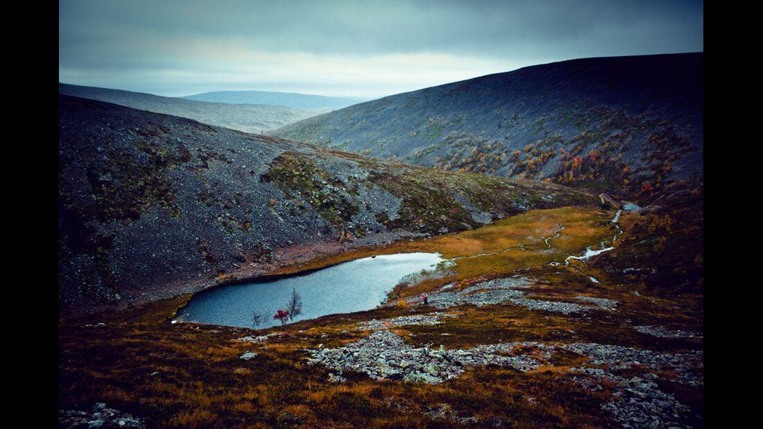 outdoor visit finland karges fjell finnlands norden