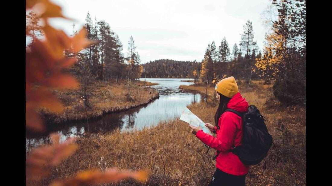 outdoor visit finland wandern oulanka nationalpark