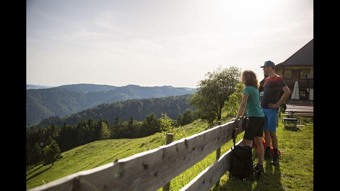 outdoor wandern freiburg huette