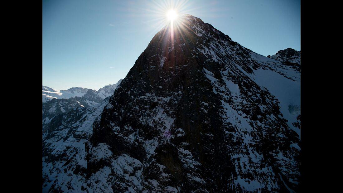 outdoor wandern project360 mammut Eiger Nordwand