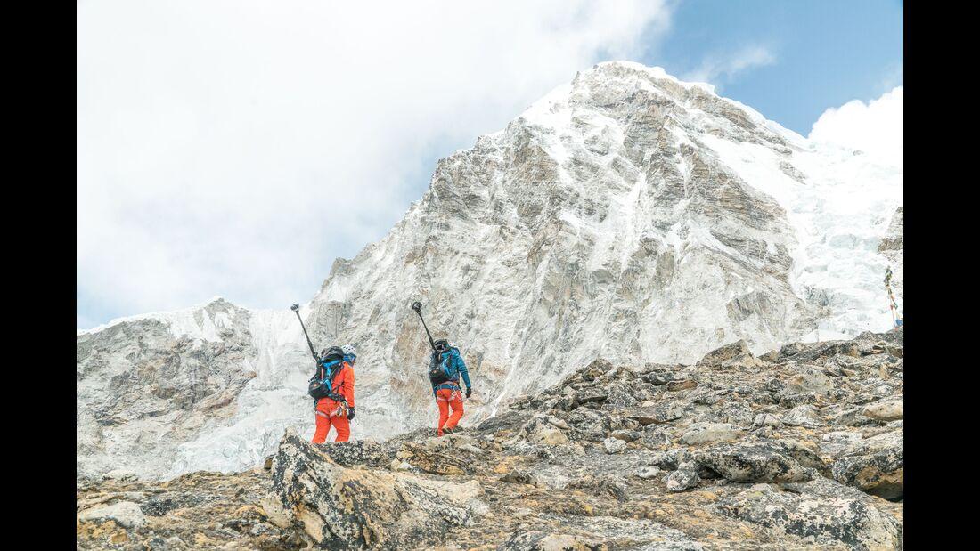 outdoor wandern project360 mammut Everest