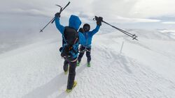 outdoor wandern project360 mammut Mount Elbrus