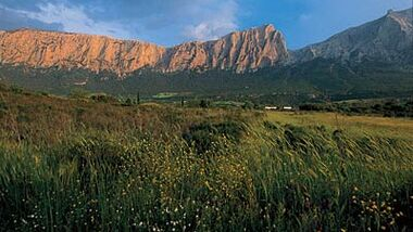 tour 3: Monte Corrasi (1463 M)